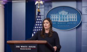 White House Denies Claims That US Declared War on North Korea
