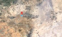Israeli Planes Fire Missiles at Target Near Syrian Airport