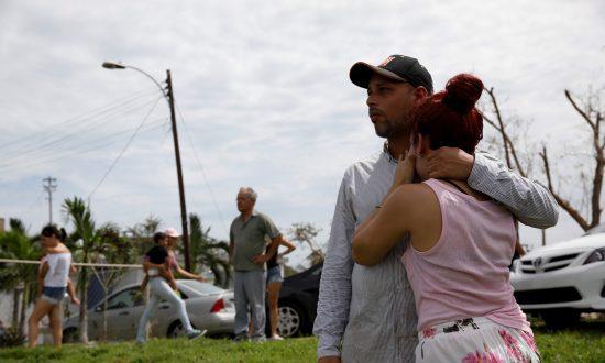 Puerto Rico Evacuates Area Near Crumbling Dam, Asks for Aid
