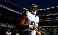 LA Rams Defensive Lineman Arrested on Five Felony Charges
