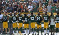 Green Bay Packers Reveal Plans for National Anthem on 'Thursday Night Football'