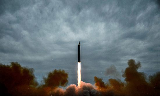 North Korea's Nuclear Weapons Tied to Network of Rogue States