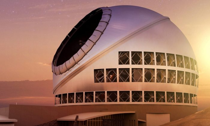 Hawaii land board grants permit to build telescope