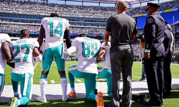 Dolphins owner says Trump changed 'paradigm' of protests