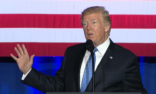 President Trump Discusses Tax Reform