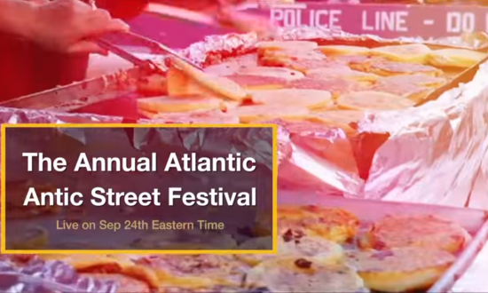 Live at the oldest and largest street festival in Brooklyn, NY