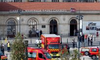 Knifeman Yelling 'Allahu Akbar' Shot Dead After Killing Two in France