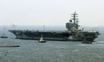 USS Reagan Expected to Be Deployed to Korea