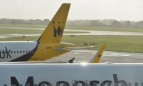 Britain's Monarch Airlines Goes Bust, Leaving Thousands Stranded