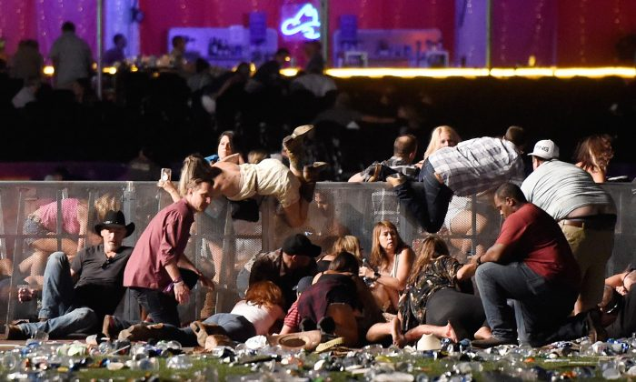 More than 50 dead, 200+ injured after shooting in Las Vegas
