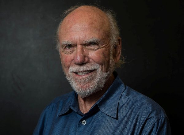 California Institute of Technology (Caltech) physicist Barry Barish, who shares the 2017 Nobel Prize for Physics with Caltech's Kip S. Thorne and MIT's Rainer Weiss, poses in an undated photo. (Courtesy of California Institute of Technology/Handout via REUTERS)