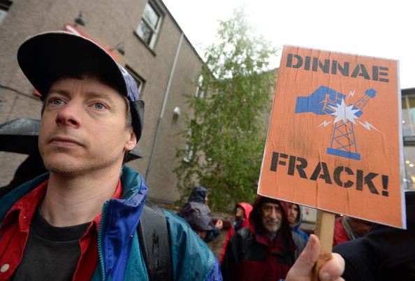 Scotland Fracking