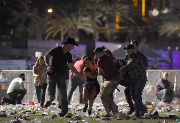Stephen Paddock, 64, the gunman who attacked the Route 91 Harvest music festival in a mass shooting in Las Vegas, is seen in an undated social media photo obtained by Reuters on October 3, 2017. (Social media/Handout via Reuters)