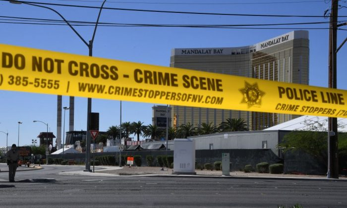 Las Vegas shooter Stephen Paddock had ACCOMPLICE, cops say — BREAKING