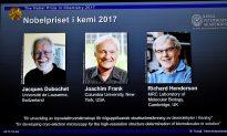 Microscope Trailblazers Win Chemistry Nobel for 'Freeze Framing' Life