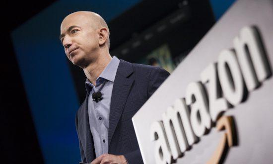 Trump Fires Warning Shot at Amazon