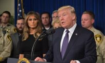 Trump Visits Las Vegas: 'We Cannot Be Defined by Evil'