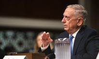 Gen. Mattis: US Working on Diplomatic Efforts While Keeping Military Options Open