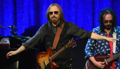 Tom Petty of Tom Petty and the Heartbreakers perform during their 40th Anniversary Tour at Bridgestone Arena in Nashville, Tenn. on April 25, 2017. (Photo by Rick Diamond/Getty Images for Sacks and Co)