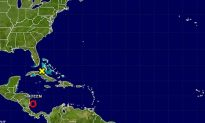 Tropical Depression Could Strengthen to Hurricane Before Hitting Florida