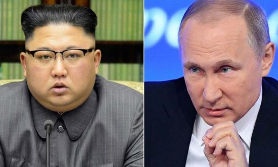 Putin Says Around 40,000 North Koreans Work in Russia, Casts Doubt on Efforts of Military Strike