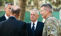 Gen. Mattis Gives Taliban an Ultimatum