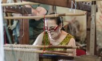 One person left on Earth knows the ancient secret of producing sea silk