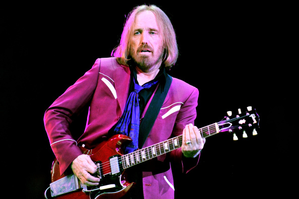 Tom Petty and the Heartbreakers kicking off their summer 2014 tour.  (Jerod Harris/Getty Images)
