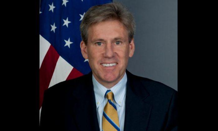 J. Christopher Stevens, former ambassador to Libya. (U.S. State Department)