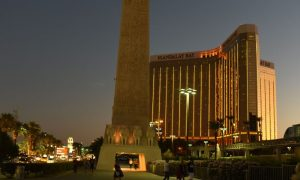 Investigators Probing Whether Another Person Was in Vegas Gunman's Room