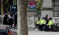 Several People Injured in Collision Near London Museum