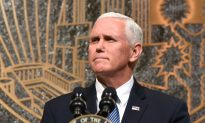 VP Mike Pence Walks Out of NFL Game After Players Kneel During Anthem