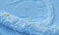 6.6-Magnitude Earthquake Hits Near Alaskan Island