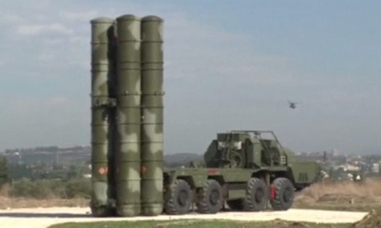 Russia Test-Fires 4 Long-Range Missiles