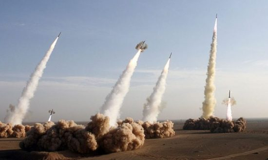 Iran Threatens 'Crushing' Response If US Designates Guards a Terrorist Group