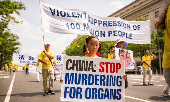 Concerned Citizens Around the World Call for End to Organ Harvesting in China