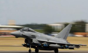 UK Scrambles Jets to Intercept Russian Bombers