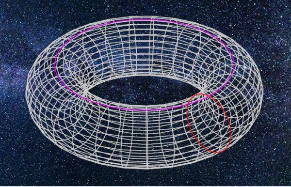 A torus (Public domain)