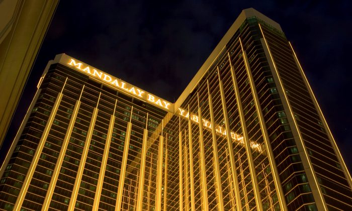 The Mandalay Bay Resort and Casino in Las Vegas in this file photo. (Ethan Miller/Reuters/File Photo)