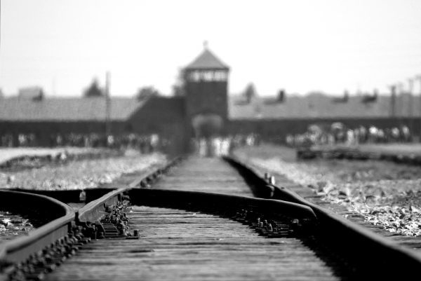 A file photo of a concentration camp. (Ron Porter)