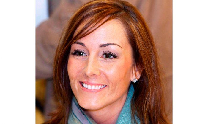 File photo of Amanda Lindhout. (The Canadian Press/Larry MacDougal)