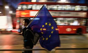 European Court 'Could Veto' Brexit Deal