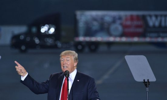 Truckers Will Benefit From Tax Reform, Says Trump