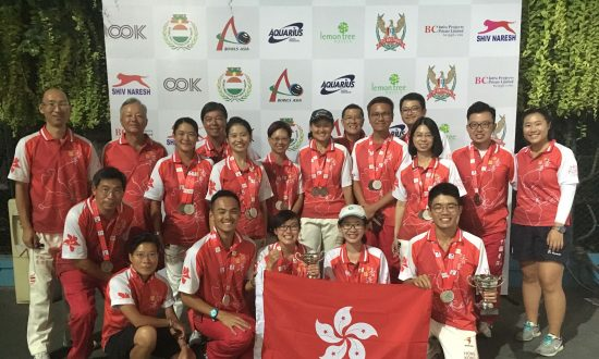 Hong Kong Youngsters Shine at Asian Championship