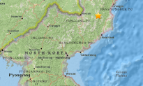 Small Earthquake Detected in North Korea In Same Location as Prior Nuke Tests