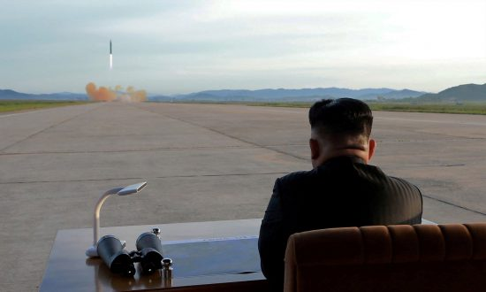 North Korea Warns That 'Nuclear War May Break out at Any Moment'