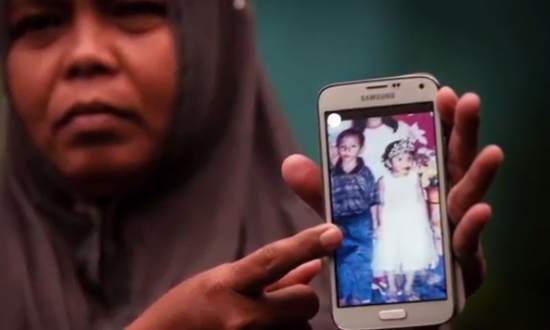 Parents believed their daughter was killed in the 2004 Indian Ocean tsunami — 10 years later, they see a familiar face