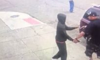 Robbery Prevented When Victim Pulls Concealed Gun and Opens Fire
