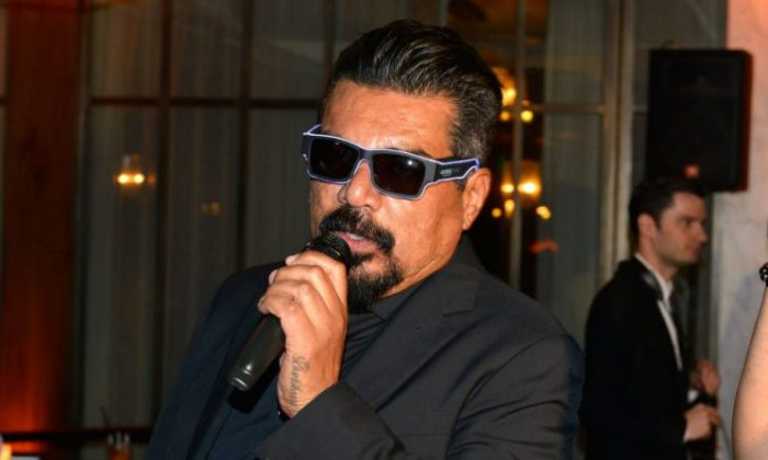 George Lopez at the George Lopez Foundation 10th Anniversary Celebration Party at Baltaire on April 30, 2017, in Los Angeles. (Jerod Harris/Getty Images for George Lopez Foundation)
