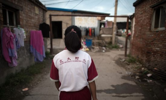 In the Fight Against Poverty, China's Urban Poor Still Left Behind